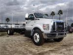 2019 F-650 Regular Cab DRW 4x2,  Cab Chassis #FK0513 - photo 6