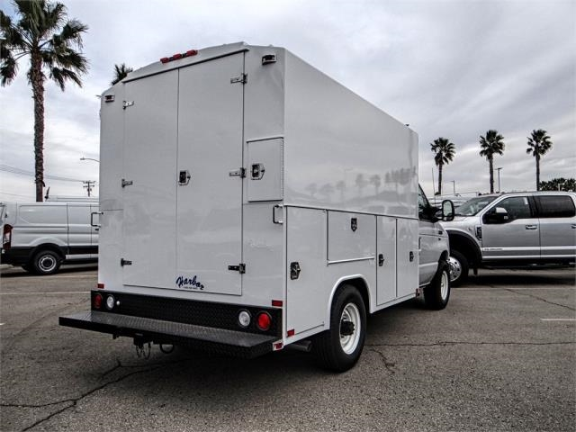 2019 E-350 4x2,  Harbor Service Utility Van #FK0524 - photo 4