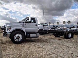 2019 F-650 Regular Cab DRW 4x2,  Cab Chassis #FK0532 - photo 4