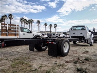 2019 F-650 Regular Cab DRW 4x2,  Cab Chassis #FK0532 - photo 6