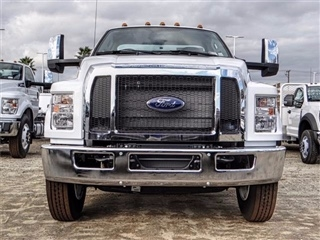2019 F-650 Regular Cab DRW 4x2,  Cab Chassis #FK0532 - photo 7