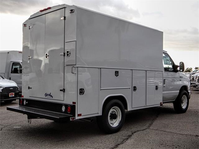 2019 E-350 4x2,  Harbor Service Utility Van #FK0568 - photo 4
