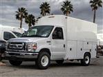 2019 E-350 4x2,  Harbor Service Utility Van #FK0568 - photo 1