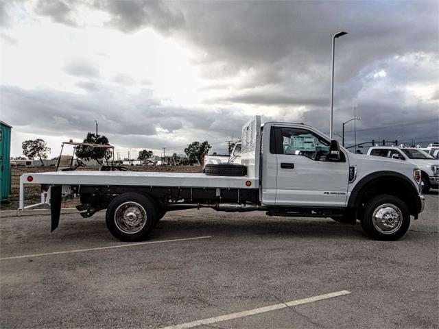 2019 F-450 Regular Cab DRW 4x2,  Scelzi Flatbed #FK0570 - photo 5