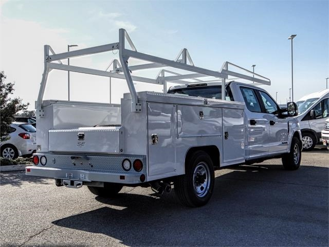 2019 F-350 Crew Cab 4x2,  Scelzi Service Body #FK0571 - photo 4