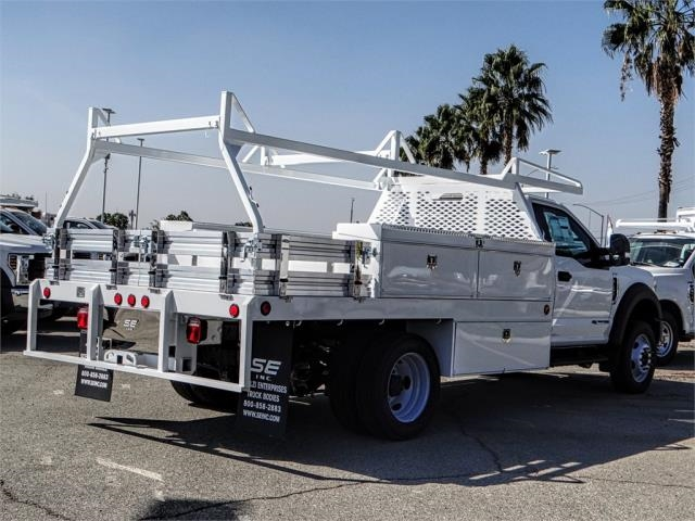 2019 F-450 Regular Cab DRW 4x2,  Scelzi Contractor Body #FK0620 - photo 4