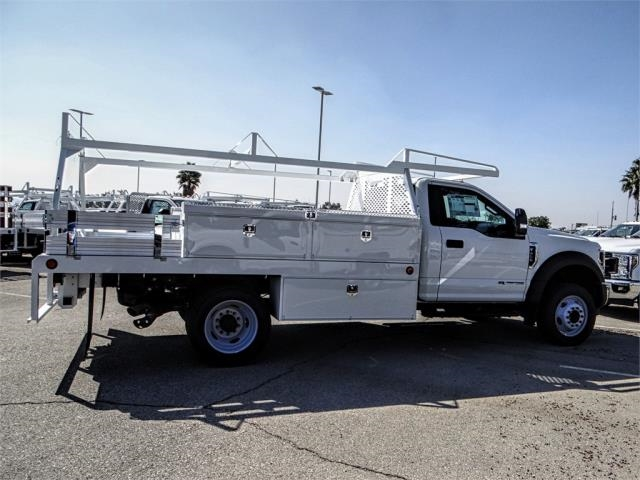 2019 F-450 Regular Cab DRW 4x2,  Scelzi Contractor Body #FK0620 - photo 5