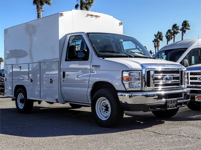 2019 E-350 4x2,  Harbor Service Utility Van #FK0621 - photo 6