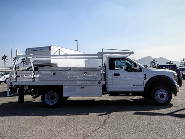 2019 F-450 Regular Cab DRW 4x2,  Scelzi Contractor Body #FK0635 - photo 5