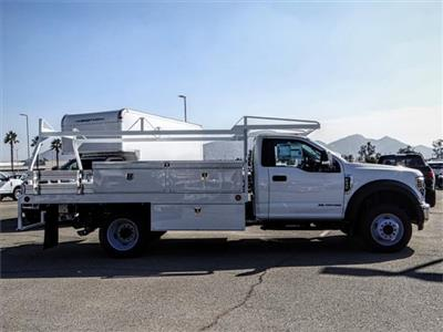 2019 F-450 Regular Cab DRW 4x2,  Scelzi CTFB Contractor Body #FK0635 - photo 5