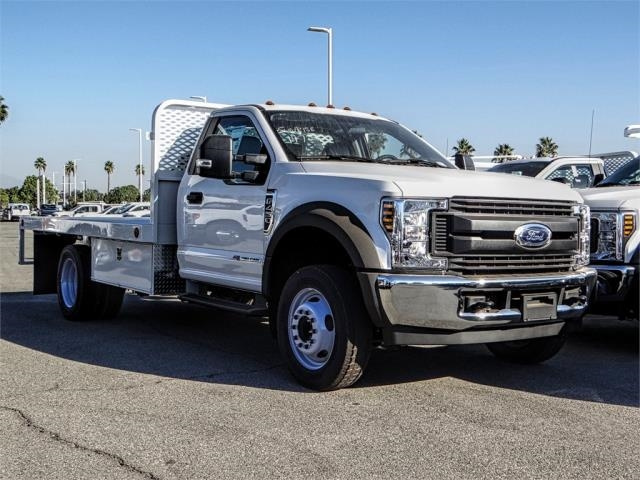 2019 F-450 Regular Cab DRW 4x2,  Scelzi Flatbed #FK0666 - photo 6