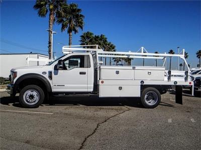 2019 F-450 Regular Cab DRW 4x2,  Scelzi CTFB Contractor Body #FK0667 - photo 3