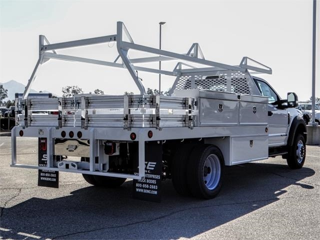 2019 F-450 Regular Cab DRW 4x2,  Scelzi Contractor Body #FK0707 - photo 4