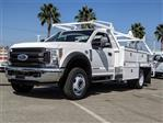 2019 F-450 Regular Cab DRW 4x2,  Scelzi Contractor Body #FK0707 - photo 1
