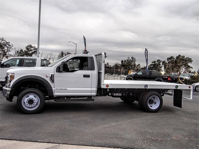 2019 F-450 Regular Cab DRW 4x2,  Scelzi WFB Stake Bed #FK0708 - photo 3