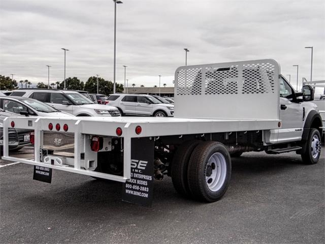 2019 F-450 Regular Cab DRW 4x2,  Scelzi WFB Stake Bed #FK0708 - photo 4