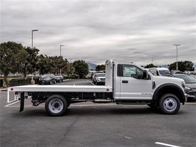 2019 F-450 Regular Cab DRW 4x2,  Scelzi WFB Stake Bed #FK0708 - photo 5