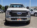 2019 F-450 Regular Cab DRW 4x2,  Scelzi Stake Bed #FK0708 - photo 1