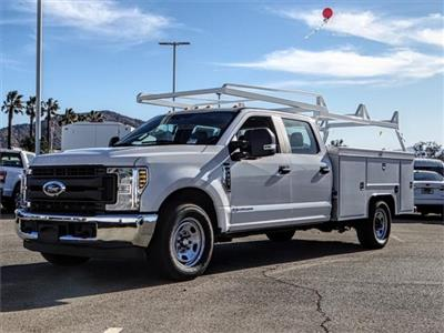 2019 F-350 Crew Cab 4x2,  Scelzi Signature Service Body #FK0779 - photo 1
