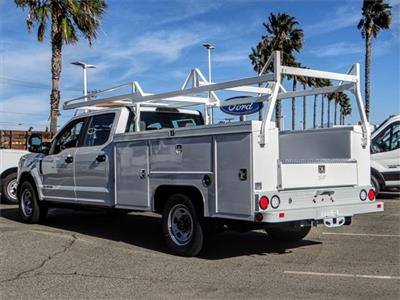 2019 F-350 Crew Cab 4x2,  Scelzi Signature Service Body #FK0779 - photo 2