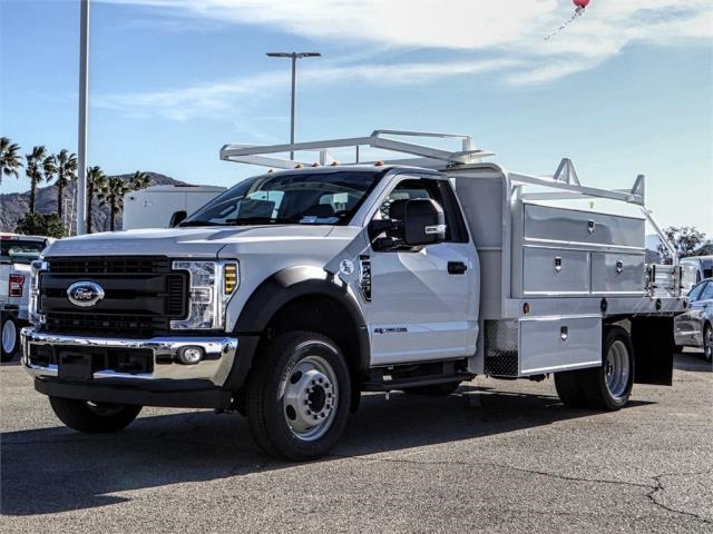 2019 F-450 Regular Cab DRW 4x2,  Scelzi SFB Contractor Body #FK0880 - photo 1