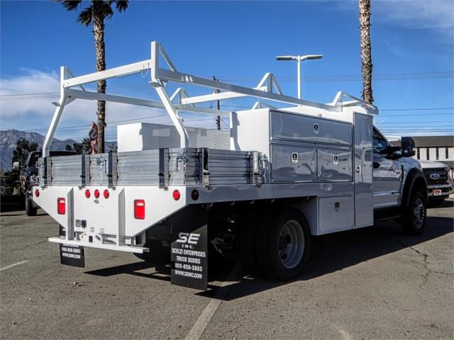 2019 F-450 Regular Cab DRW 4x2,  Scelzi SFB Contractor Body #FK0880 - photo 4