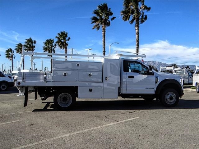 2019 F-450 Regular Cab DRW 4x2,  Scelzi SFB Contractor Body #FK0880 - photo 5