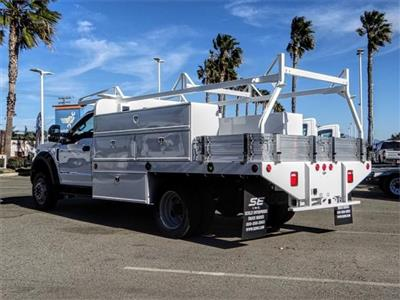 2019 F-450 Regular Cab DRW 4x2,  Scelzi SFB Contractor Body #FK0880 - photo 2