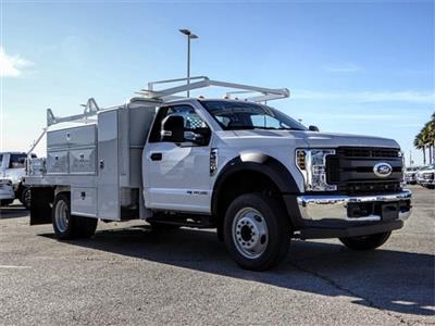 2019 F-450 Regular Cab DRW 4x2,  Scelzi SFB Contractor Body #FK0880 - photo 6