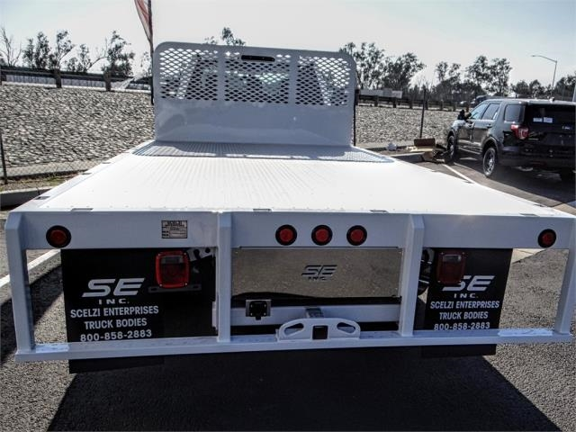 2019 F-450 Regular Cab DRW 4x2,  Scelzi Flatbed #FK0943 - photo 9