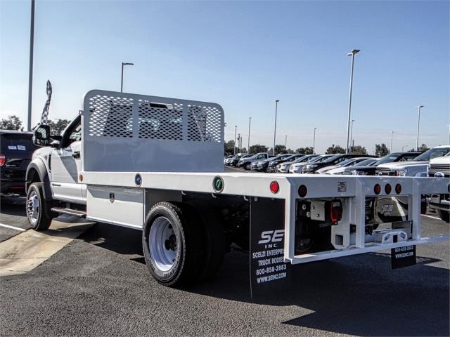 2019 F-450 Regular Cab DRW 4x2,  Scelzi Flatbed #FK0943 - photo 2