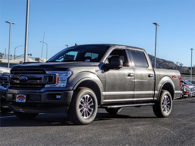 2019 F-150 SuperCrew Cab 4x4,  Pickup #FK1000 - photo 1