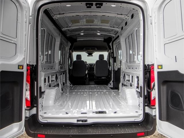 2019 Transit 250 Med Roof 4x2,  Empty Cargo Van #FK1183 - photo 9