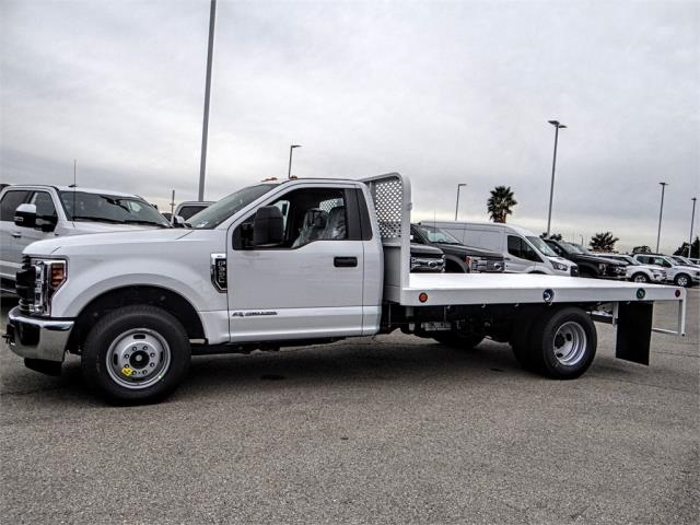 2019 F-350 Regular Cab DRW 4x2,  Scelzi Flatbed #FK1226 - photo 3