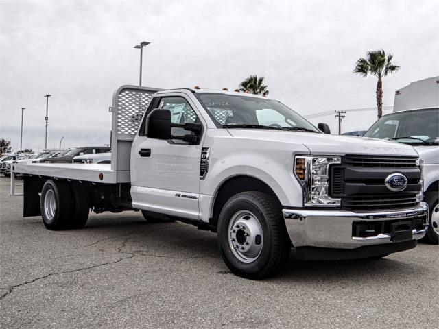 2019 F-350 Regular Cab DRW 4x2,  Scelzi Flatbed #FK1226 - photo 6