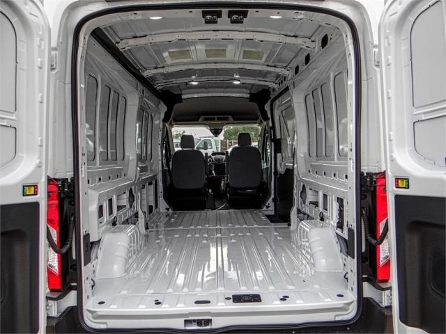 2019 Transit 250 Med Roof 4x2,  Empty Cargo Van #FK1234 - photo 2