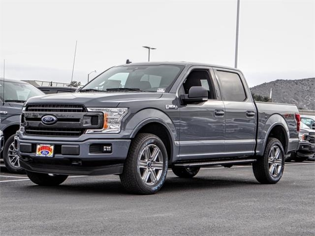 2019 F-150 SuperCrew Cab 4x4,  Pickup #FK1299DT - photo 1