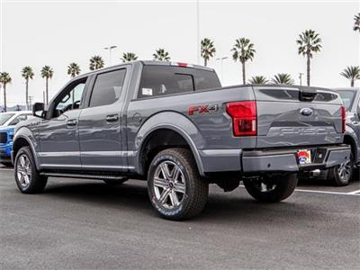 2019 F-150 SuperCrew Cab 4x4,  Pickup #FK1299DT - photo 2
