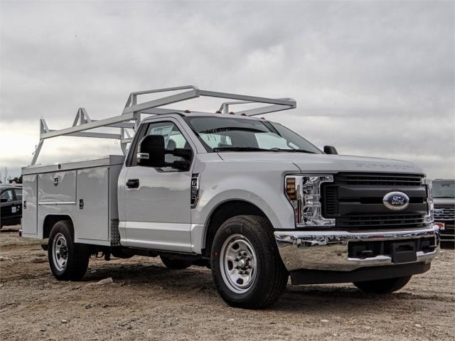2019 F-350 Regular Cab 4x2,  Scelzi Service Body #FK1330 - photo 6