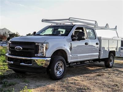 2019 F-350 Crew Cab 4x4,  Scelzi Signature Service Body #FK1427 - photo 1