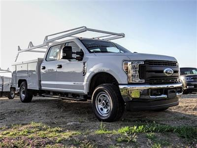 2019 F-350 Crew Cab 4x4,  Scelzi Signature Service Body #FK1427 - photo 6