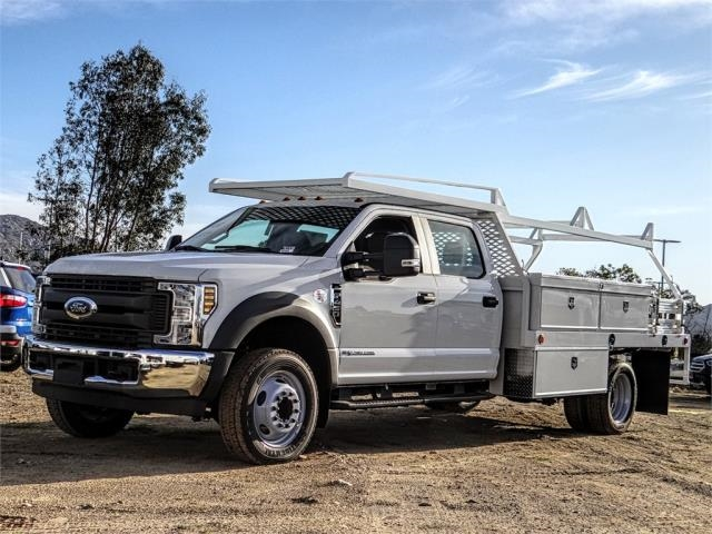 2019 F-450 Crew Cab DRW 4x2,  Scelzi CTFB Contractor Body #FK1428 - photo 1