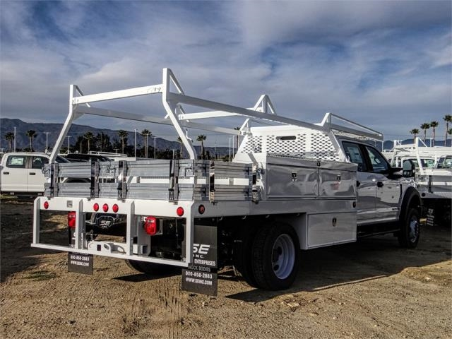 2019 F-450 Crew Cab DRW 4x2,  Scelzi CTFB Contractor Body #FK1428 - photo 4