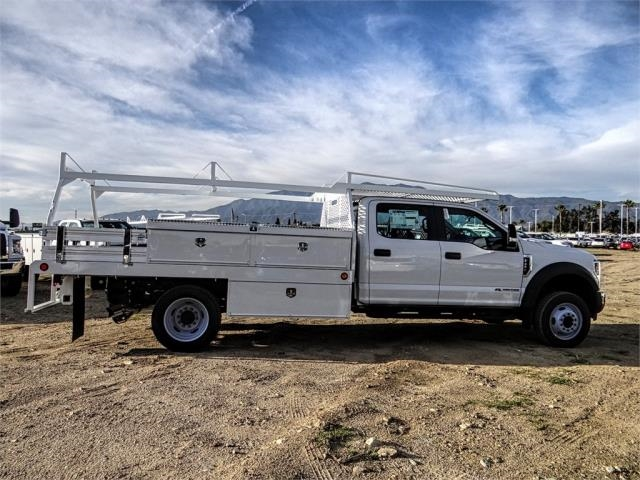 2019 F-450 Crew Cab DRW 4x2,  Scelzi CTFB Contractor Body #FK1428 - photo 5