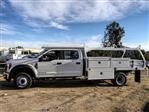 2019 F-450 Crew Cab DRW 4x2,  Scelzi CTFB Contractor Body #FK1428 - photo 3