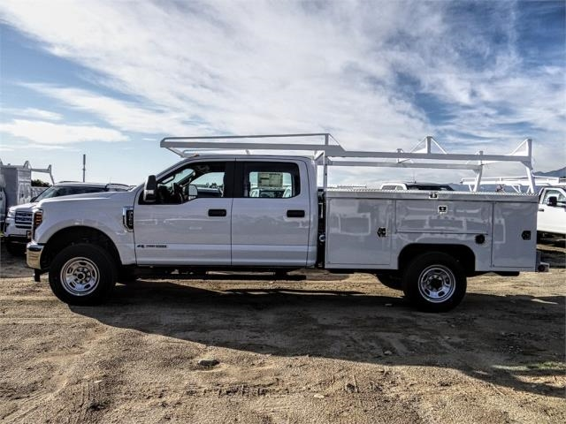 2019 F-350 Crew Cab 4x4,  Scelzi Signature Service Body #FK1582 - photo 3