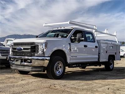 2019 F-350 Crew Cab 4x4,  Scelzi Signature Service Body #FK1582 - photo 1