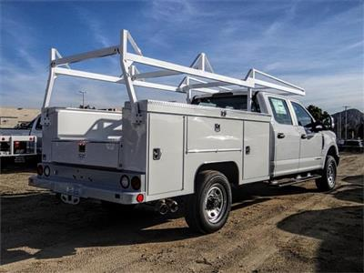 2019 F-350 Crew Cab 4x4,  Scelzi Signature Service Body #FK1582 - photo 4