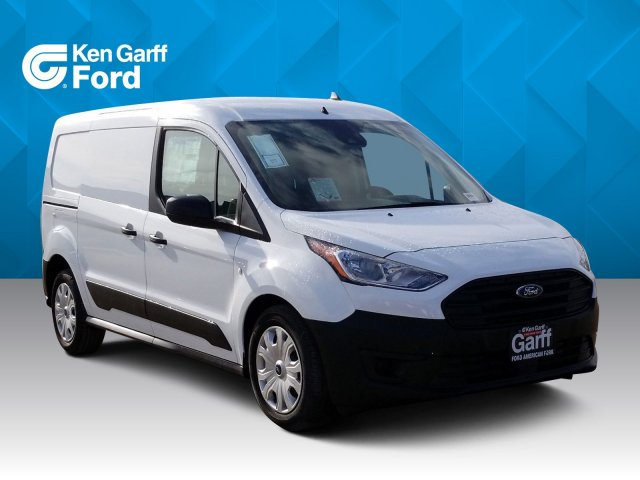 2020 Ford Transit Connect FWD, Empty Cargo Van #1F00131 - photo 1