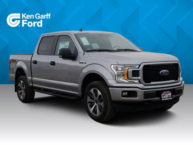 2020 F-150 SuperCrew Cab 4x4, Pickup #1F00217 - photo 1